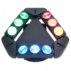 Cabeza-Movil-Beam-Triple-Giratoria-Led-Multicolor-Spider-220459