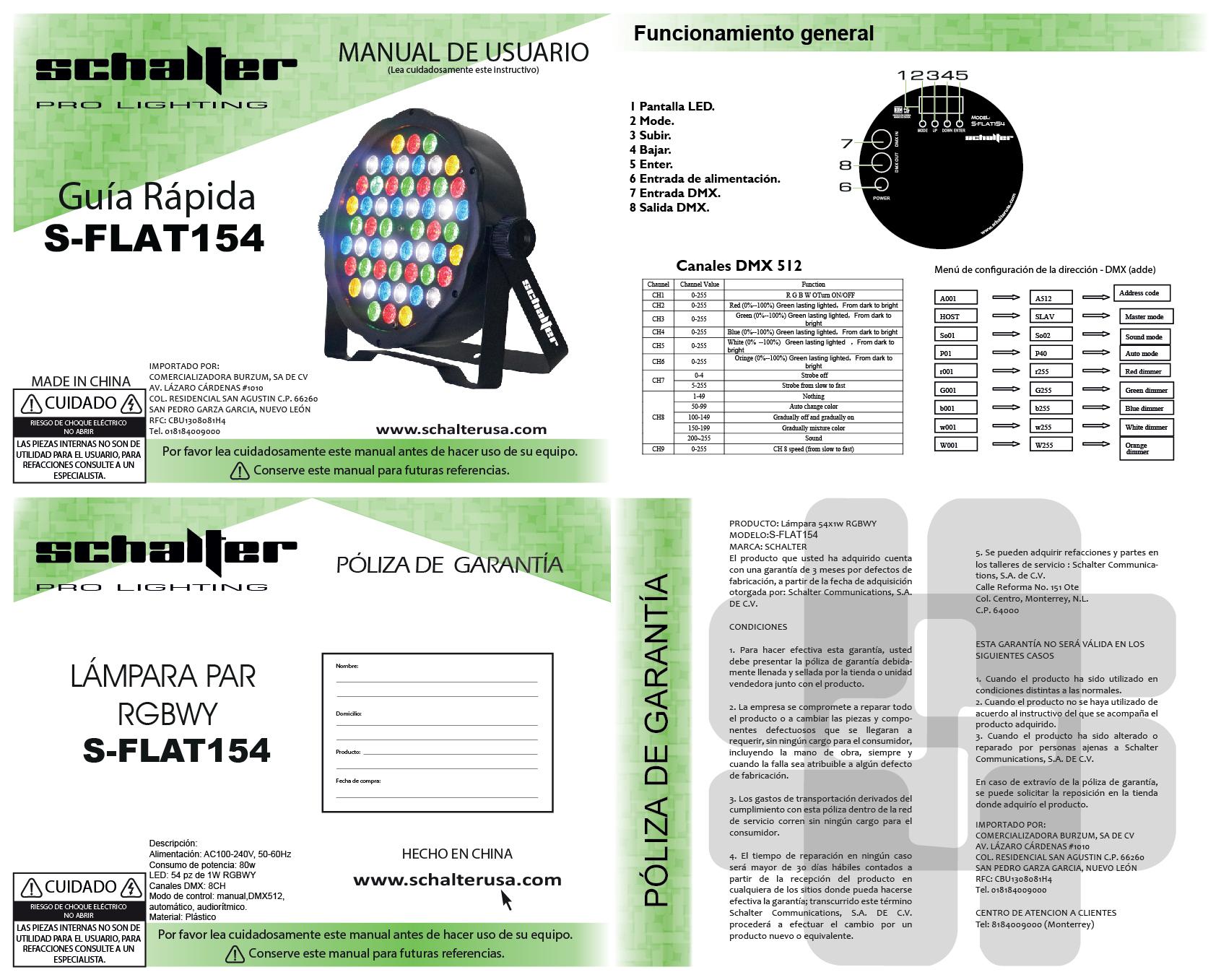 S-FLAT154 MANUAL-01